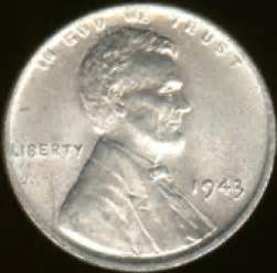 How Much Is A 1943 Silver Wheat Penny Worth by Rare Coins 1943 Penny Dog Breeds Picture