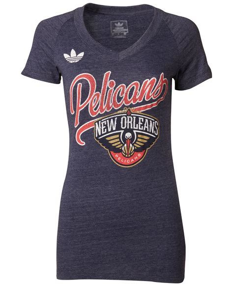 Tshirt Nike Last Or Fast adidas s new orleans pelicans fast t shirt in