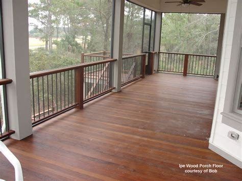 wood porch flooring tongue  groove decking
