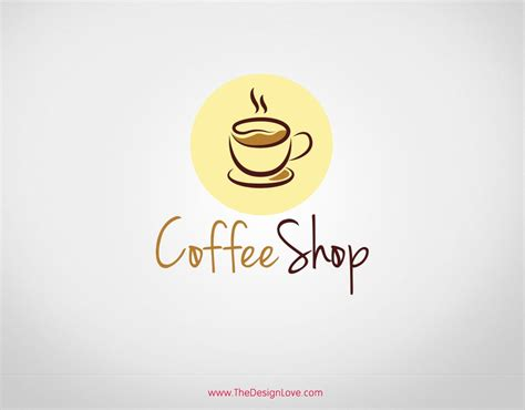 The House Plan Shop by Freebie Vector Coffee Shop Logo