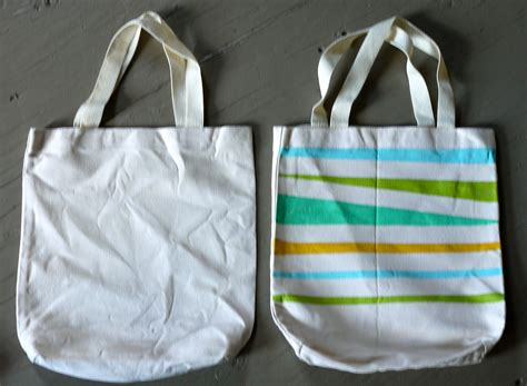 Handmade Sacks - make painted tote bags the handmade adventures of