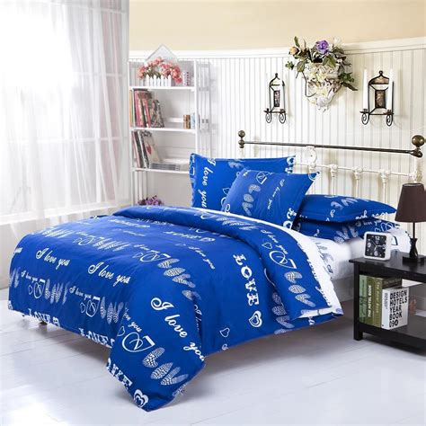 Twin Full Size Cool Bedding Microfiber Sheets Nautical Cheap Bedding Sets For