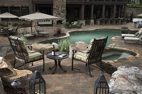 landscaping around a pool how to landscape around an inground pool install it direct