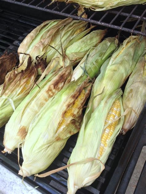 grilled in husk corn on the cob fit chef chicago