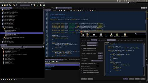 themes new java praxis live look and feel netbeans plugin detail