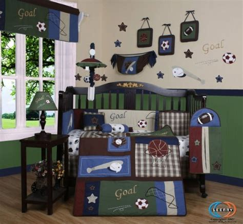 Baby Boy Crib Bedding Sports Sports Baby Bedding Sports Crib Bedding Boutique Classic Sports Sports Themed Crib Bedding