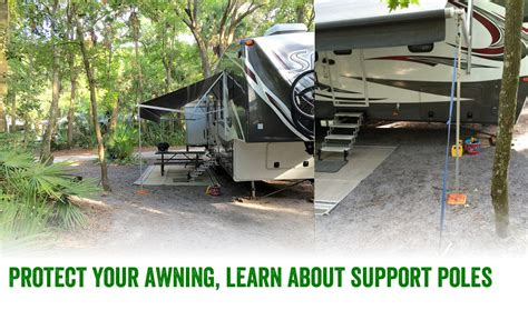 power awning rv power awnings are nice but they re weaklings learn to rv