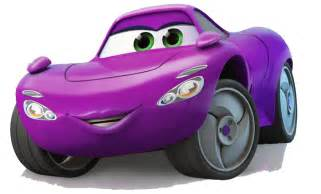 Lightning Mcqueen Purple Car Name Holley Shiftwell Disney Infinity Wiki