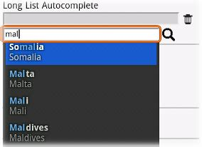 mobile browser compatibility acquee features