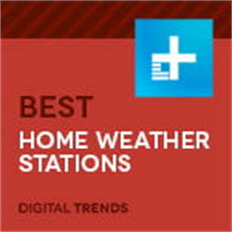 the sky with the best home weather stations