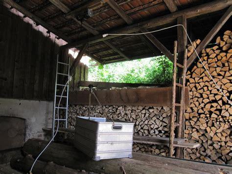Holz Lagern Im Haus 5911 by Brennholz Im Haus Lagern Heiztechnikforum Eu