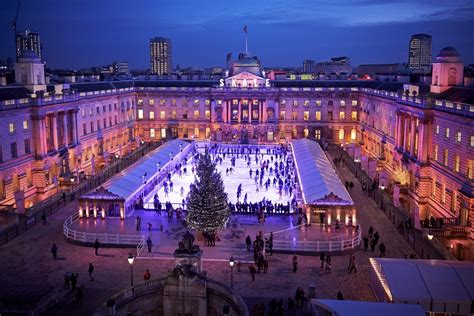 house music events london skate at somerset house tickets and info for christmas 2017