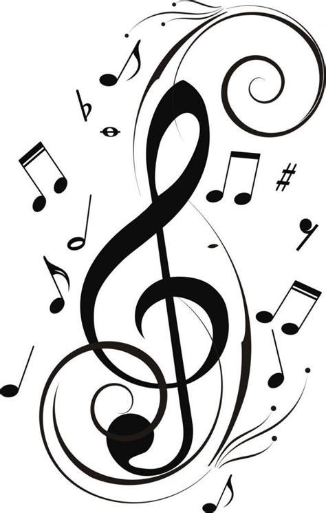 clipart musica symbols clip in black and white 101 clip