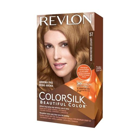 Jual Pewarna Rambut Revlon by Garnier Nutrisse Crme Hairdye 43 Golden Brown Shop