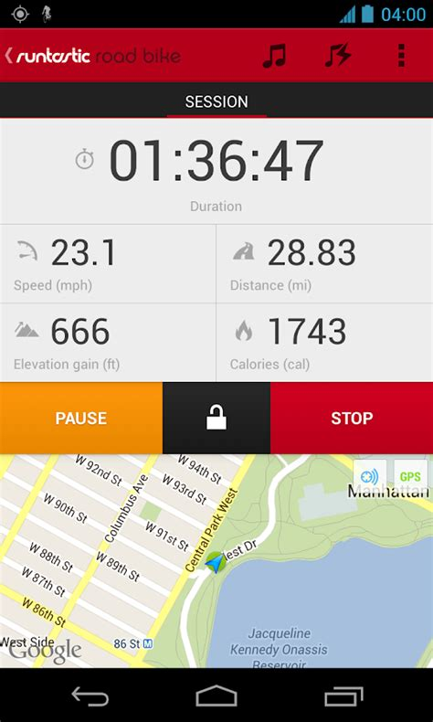 android bike app runtastic road bike pro android apps on play