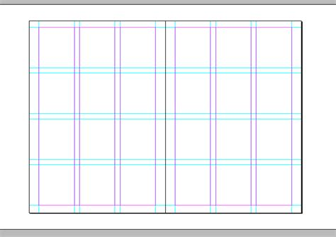 in design layout grid 301 moved permanently