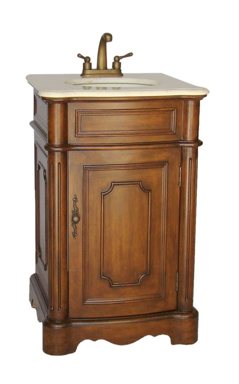 21 Inch Vanity Cabinet 21 inch vira vanity space saving vanity powder room sink