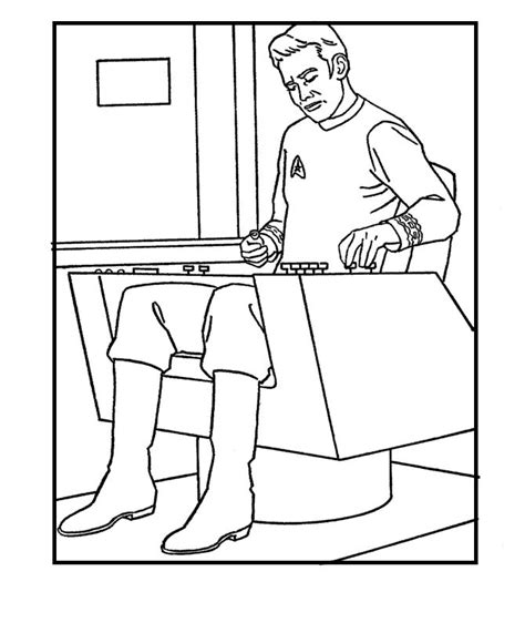 trek coloring pages 1000 images about trek coloring pages on