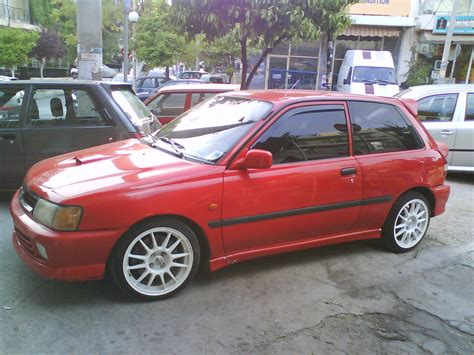 1995 toyota starlet ii p8 pictures information and
