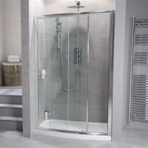 Shower Trays And Doors Aquafloe 1200mm Bow Front Recess Enclosure With Shower Tray Priced At 163 259 95 Complete With