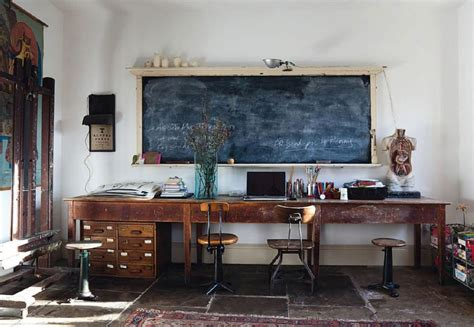 rustic home office rustic office interiors by color