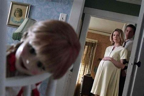 the annabelle doll trailer evil doll annabelle trailer news