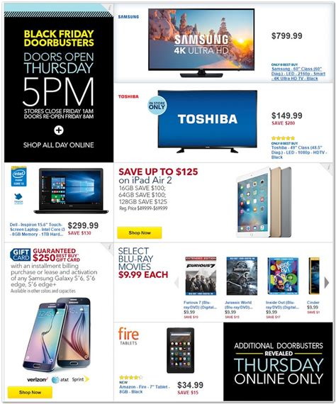 Best Buy Black Friday Giveaway - best buy black friday ad 2015 is here