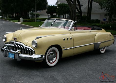 1949 buick convertible restored survivor 1949 buick convertible