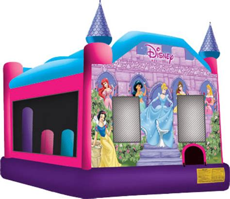 Disney Bounce House by Disney Princess Bounce House Orlando