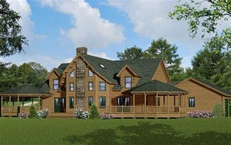 Katahdin Log Home Floor Plans by Custom Log Home Floor Plans Katahdin Log Homes
