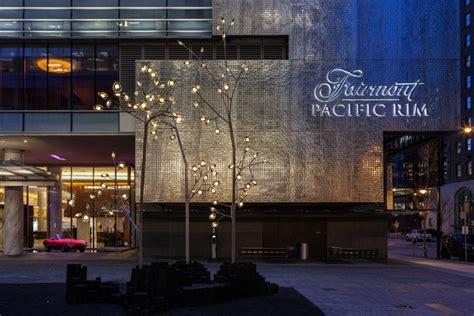 fairmont pacific rim unveils  collection  guest suites