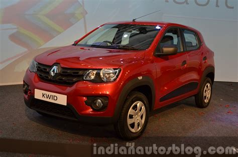 renault cars kwid renault kwid variants detailed
