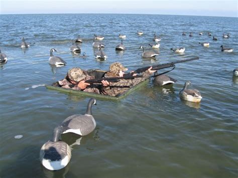 duck boat usa sinks we ve all duck hunted in submerged pit blinds but are