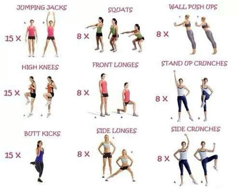 1000 images about workouts on home workouts