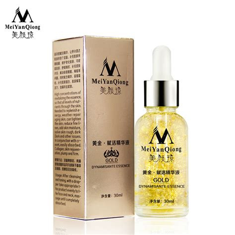 Kiloan Serum Gold Cc meiyanqiong serum wajah 24k gold anti aging 30ml yellow jakartanotebook