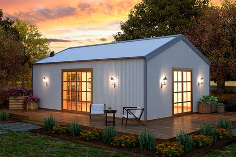 Shed Homes by Steel Kit Homes 171 Sarwood Timbers