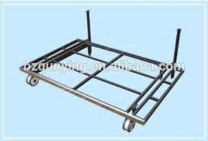metal sofa bed portable metal tube pull out sofa bed mechanism frame with