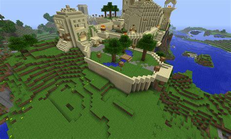 Backyard Ideas In Minecraft Minecraft Temple Backyard 2 75 By Xenorion On