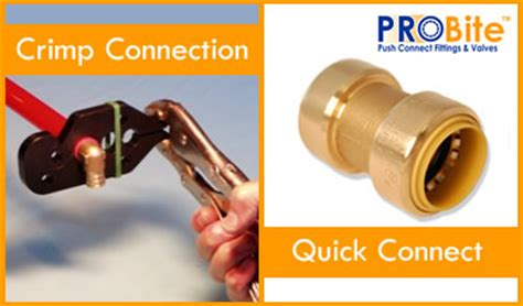 Pecs Plumbing Tools by How To Install Pex Tubing With Connect Fittings