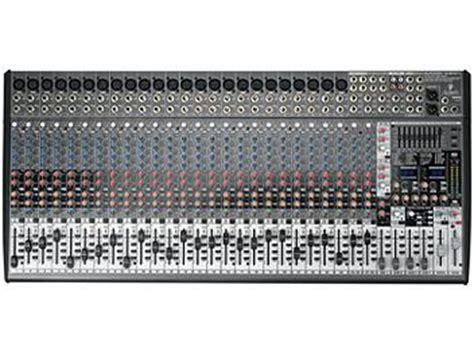 Mixer Behringer Xenyx 2222fx behringer xenyx 2222fx audio mixer