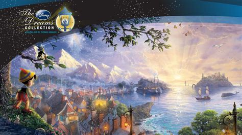 disney wallpaper thomas kinkade thomas kinkade disney wallpaper 1920x1080 wallpapersafari