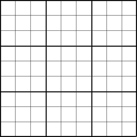 printable blank sudoku puzzle grids blank printable grid paper infocap ltd
