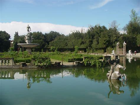 giardino di boboli italian botanical heritage 187 giardino di boboli