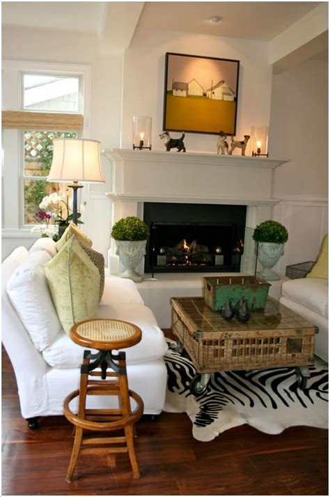 creative ways  decorate  homes indoor  topiaries