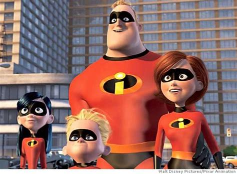 Elif Sarimbit Family 17 Violet incredibles promotes really strong family values sfgate