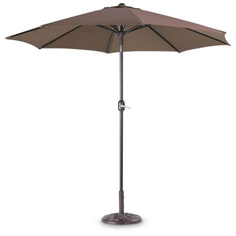 Patio Umbrella Guide Guide Gear 174 Deluxe Market Umbrella 216623 Patio