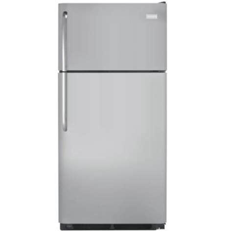 frigidaire ffht1831qm 30 quot top freezer 18 on sale for 701 10