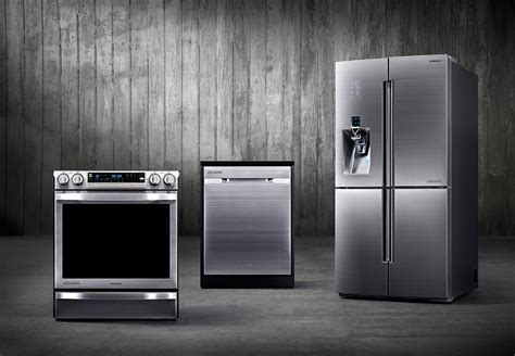 new kitchen appliances samsung s new appliances will make your kitchen look like