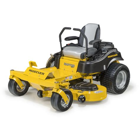 shop hustler raptor sd 25 hp v dual hydrostatic 54 in