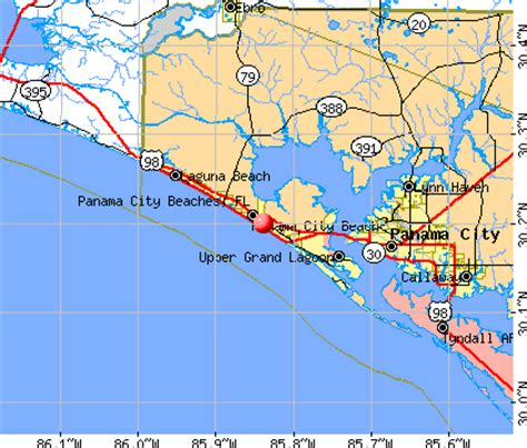 west marine panama city florida panama city fl map